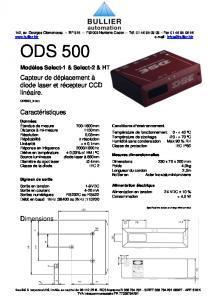 ODS 500