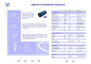 VG091B-2LN - Gyromètre laser