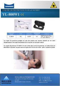 Coques de protection IPL35B-S2