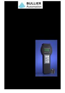 RADIOLUX 111 - Luxmètres radiomètres