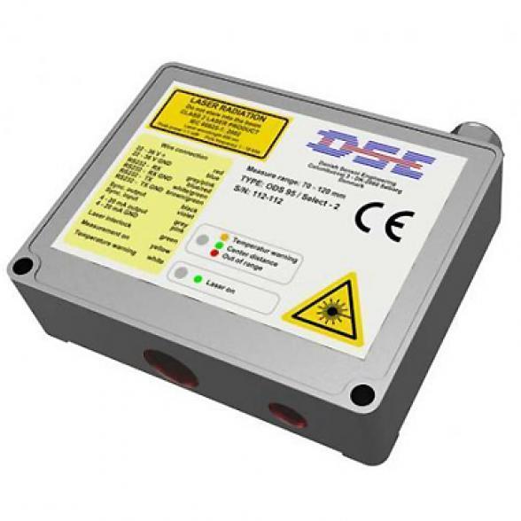 Capteurs lasers à CCD, série Grey Line