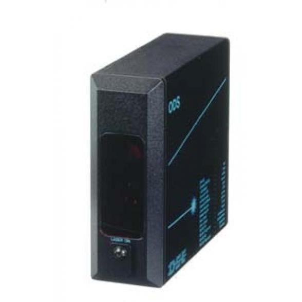 Capteurs lasers à CCD, série Black Line